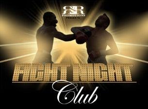 Fight Night ClubTickets