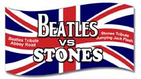 Beatles Vs. Stones at Bright House Networks Amphitheatre