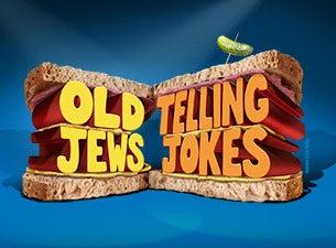 Old Jews Telling JokesTickets