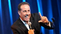 Jerry Seinfeld at Comerica Theatre