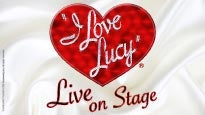 I Love Lucy at Lyell B Clay Concert Theatre