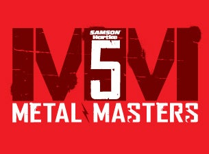 metal masters tickets metal masters concert tickets tour dates. Black Bedroom Furniture Sets. Home Design Ideas