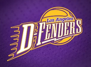 Los Angeles D-Fenders Tickets