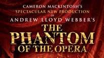 The Phantom of the Opera at Hobby Center