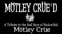 Motley Crue'd Tickets