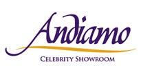 Andiamo Celebrity Showroom Tickets & Schedule | Box Office ...