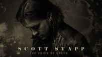 Scott Stapp: The Voice Of Creed at The Stone Pony