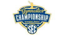 2016 SEC Gymnastics Championship at Verizon Arena