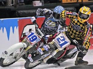 World Championship Ice RacingTickets