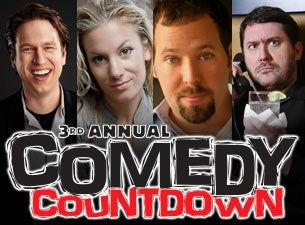 Comedy CountdownTickets
