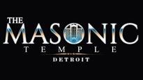 Masonic Temple Tickets