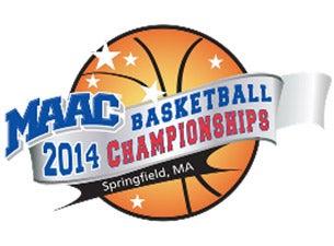 MAAC Men's Basketball TournamentTickets