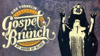 Kirk Franklin Presents Gospel Brunch at House of Blues (ANA)
