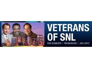 Veterans of SNLTickets