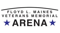 Floyd L. Maines Veterans Memorial Arena