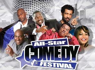 All-star Comedy FestivalTickets