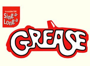 Sing-A-Long-A GreaseTickets