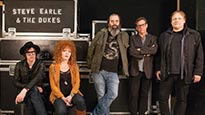 Steve Earle & the Dukes at Pantages Theatre