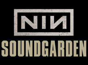 NINE INCH NAILS - SOUNDGARDEN Tickets | NINE INCH NAILS ...