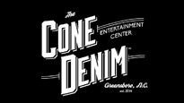 Cone Denim Entertainment Center