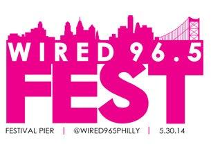 Wired 96.5 FestTickets