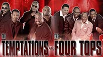The Temptations & the Four TopsTickets