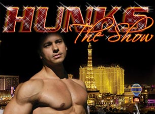 Hunks the ShowTickets