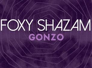Foxy ShazamTickets