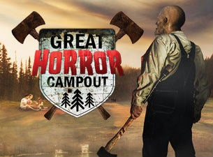 Great Horror Campout Tickets