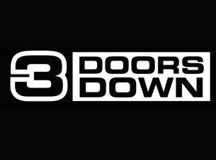 3 Doors DownTickets