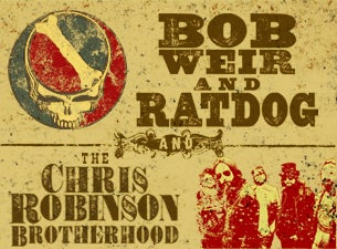 Bob Weir & RatdogTickets