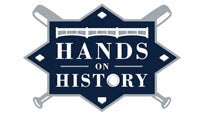 Hands On History At Yankee Stadium at Yankee Stadium