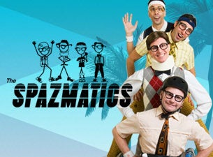 The Spazmatics- The Ultimate New Wave 80's ShowTickets