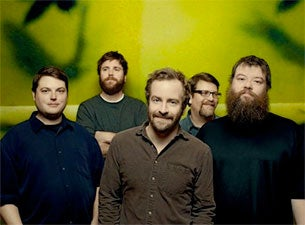 Trampled By Turtles Tickets
