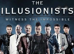 The Illusionists Tour Dates
