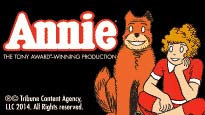 Annie (Touring) at Chester Fritz Auditorium