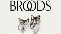 Broods at The Visulite Theatre