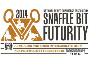 NRCHA Snaffle Bit Futurity Tickets