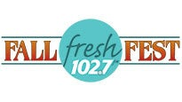 Fresh 102.7 Fall Fest 2015 presale password for show tickets in New York, NY (The Theater at Madison Square Garden)
