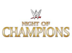 WWE Night of ChampionsTickets