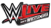 WWE LIVE Road to WrestleMania at Blue Cross Arena