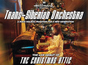 Trans-Siberian Orchestra debuts The Christmas Attic during 2014 Winter ...