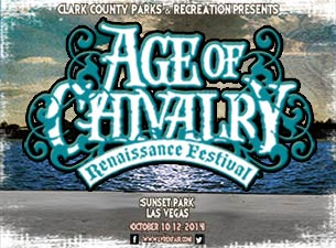 Renaissance Festival-Age of Chivalry Tickets