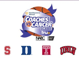 Coaches vs. Cancer Classic Tickets