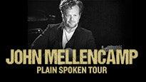 John Mellencamp : Plain Spoken Tour at Jesse Auditorium