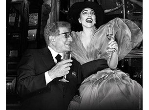 Mother's Day 2015 Gifts: Tony Bennett & Lady Gaga 5/28, 8 pm at Concord Pavilion