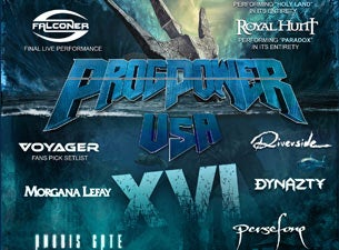 ProgPower USA Tickets