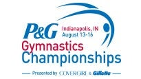 2015 P&G Gymnastics - All Session at Bankers Life Fieldhouse
