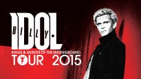Billy Idol at The Tabernacle