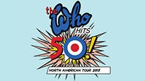 The Who Hits 50! at Mohegan Sun Arena